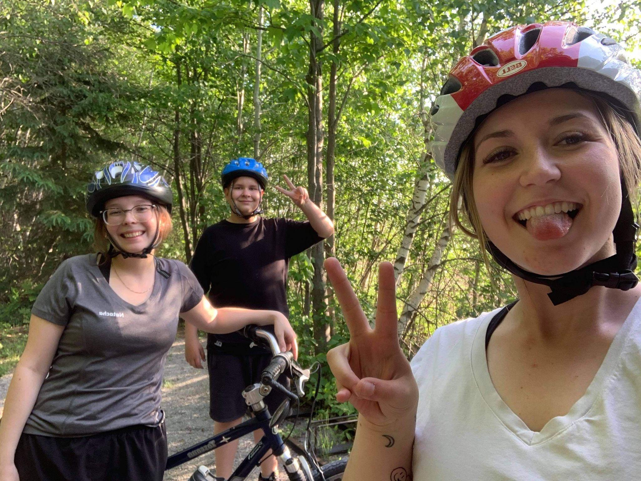2 juin: jour 2 du défi vélo