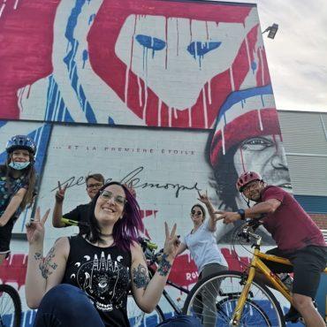 17 juin: jour 16/20 du défi vélo